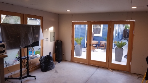 From Tuff Shed to Art Studio