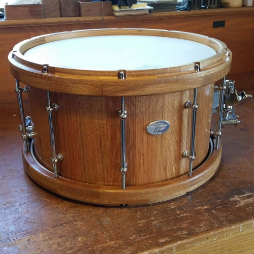 Wine Barrel Snare Drum